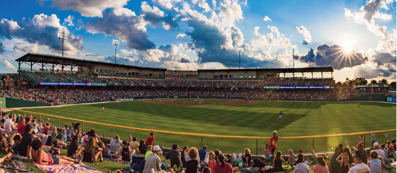 Take in an Indianapolis Indians home gameand sample Oliver wines at Wine Wednesday at Victory Field in Indianapolis.