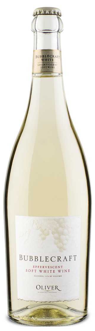 Bubblecraft® White - Sweet Sparkling White Wine