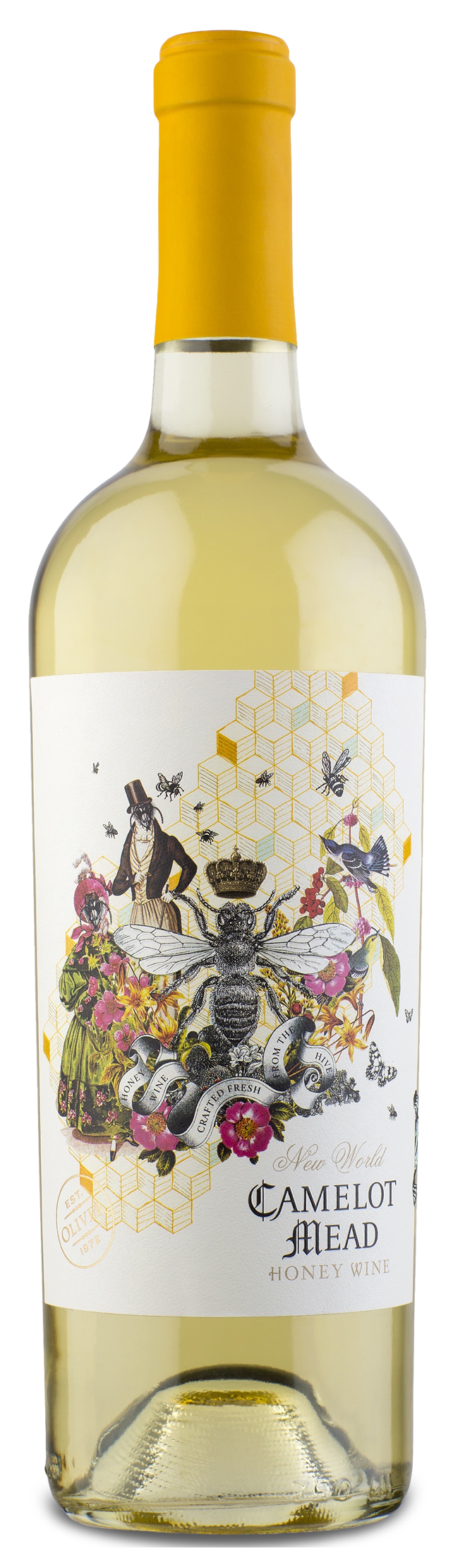 Camelot Mead (Honey Wine)