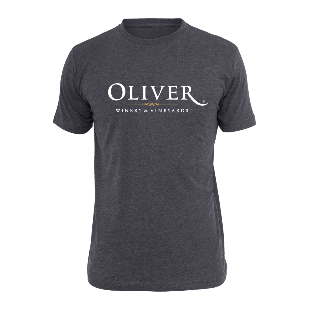 Oliver Winery Logo T-shirt