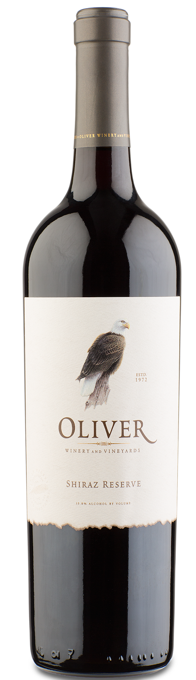 Oliver Flight Series Shiraz Reserve