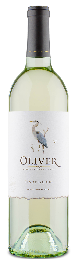 Oliver Flight Series Pinot Grigio