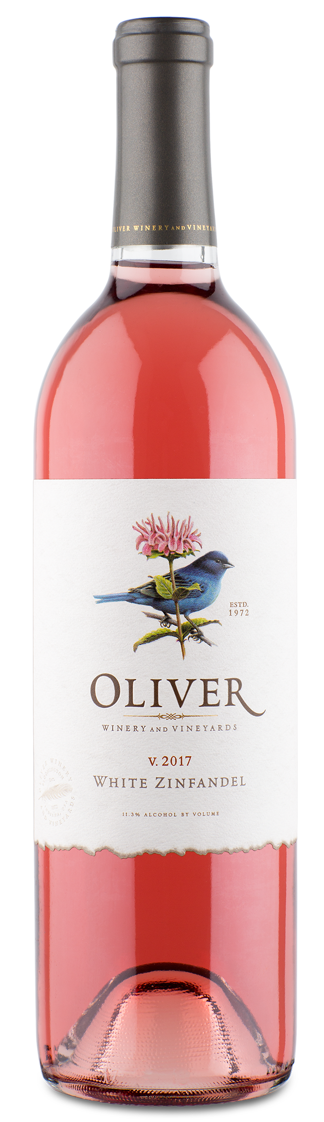 Oliver Flight Series White Zinfandel