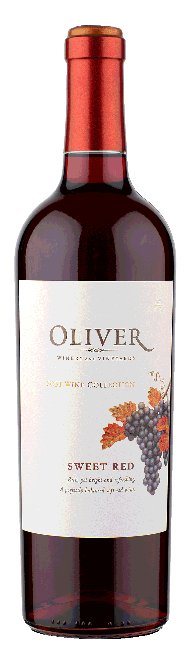Oliver Sweet Red - Soft Collection Wine