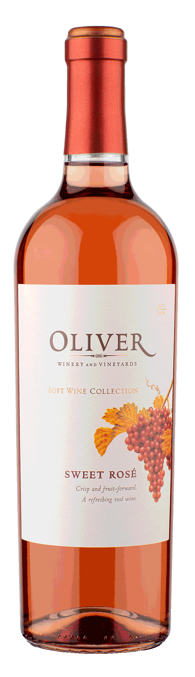 OliverSweet Rosé - Soft Collection Wine
