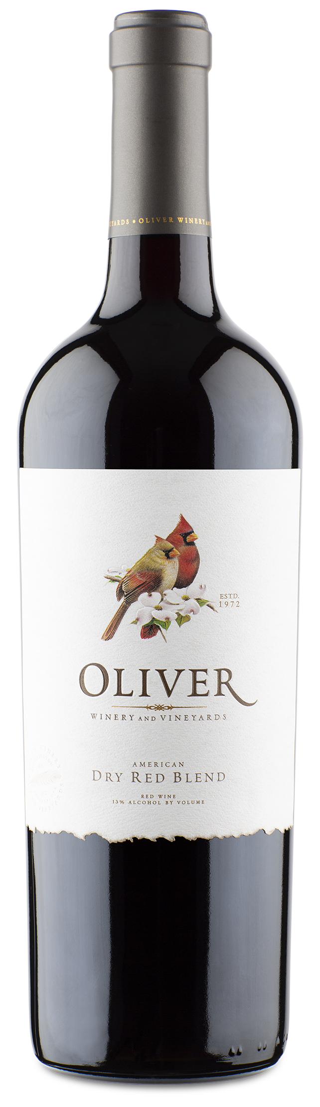Oliver Flight Series Dry Red Blend
